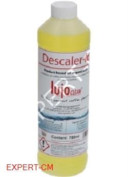 Жидкость для удаления накипи LUJO LC желтый 750 ml - фото 4696