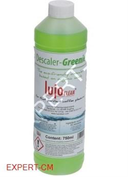 Жидкость для удаления накипи LUJO зеленый 750 ml - фото 4697