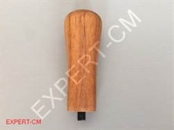 Ручка темпера коричневое дерево M8 - фото 6680