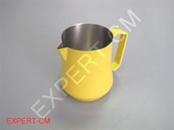 Питчер MOTTA tulip желтый сталь (0.5л) - фото 6687