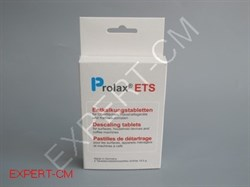 Таблетки для удаления накипи Prolax 4 шт. - фото 9891