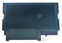 Крышка защитная кнопочной панели SAN MARCO 95 L50мм W42мм