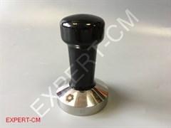 Темпер сталь с черной ручкой (дерево) Ø57мм EXPERT-CM