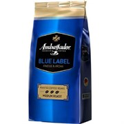 Кофе в зернах Ambassador Blue Label