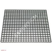 Решетка подогрева чашек черная (гриль) 310 x 310 мм