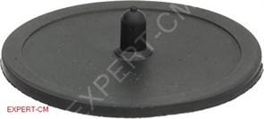 Заглушка для чистки резиновая d50mm х 2mm