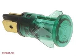 Индикатор (зеленый) d10мм 380В