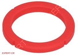 Кольцо уплотнительное группы MARZOCCO (красный силикон) 6.1/8мм