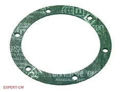 Уплотнитель плоский крышки бойлера CIMBALI dd180х140мм h3мм, 6 отв.