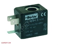 Катушка PARKER WB4.5 6Вт 220/230В 50/60Гц