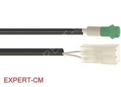 Индикатор (зеленый) CIMBALI d10мм  отв.d9мм 220В