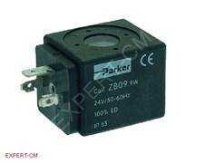 Катушка солен.клапана PARKER ZB09 24В, 9Вт, d14мм