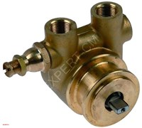 "Помпа FLUID-O-TECH CA104, 100 л/ч, 3/8"", с байпасом"