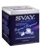 Чай Svay Original Bergamot (Оригинальный Бергамонт) Черный  в саше (20саше по 2гр.)