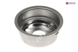 Держатель фильтра для кофеварки DeLonghi металл, без пенообразователя