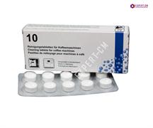 Таблетки для удаления кофейных масел Oxytabs 10 табл.
