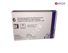 Таблетки для удаления накипи Oxytabs 6 табл., коробка