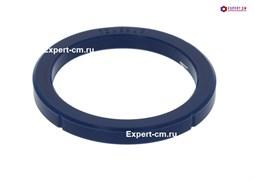 Кольцо уплотнительное группы NUOVA SIMONELLI из термостойкого синего силикона dd72х58мм h7мм