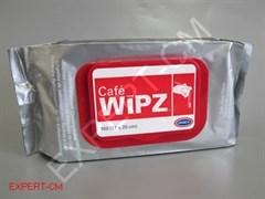 Салфетки влажные для ухода за кофейным оборудованием Café WIPZ