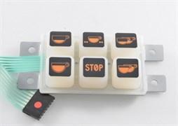 Кнопочная панель управления FAEMA 930505010 (6 кнопкок)