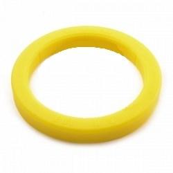 Кольцо уплотнительное группы из термостойкого силикона d73х57мм h8.5мм - фото 12100