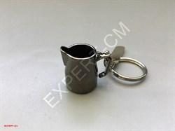 Брелок для ключей питчер темный - фото 12740
