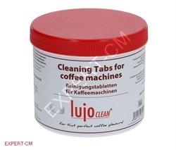 Таблетки для чистки кофемашин LUJO TABLETS 200 шт. х 2,0 гр. - фото 13825