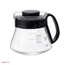 Кофейник (чайник) стекло HARIO XVD-36B 360 мл. - фото 20172