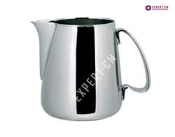Питчер для молока 750 мл. long spout нержавеющая сталь - фото 22829