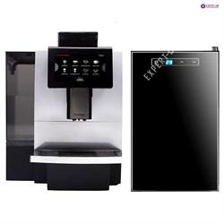 Набор кофемашина Dr. Coffee F11 Big с холодильным оборудованием для молока - фото 24027