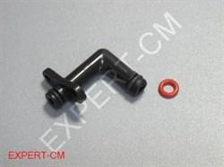 Уплотнитель штуцера ЗУ Bosch TES/Siemens EQ - фото 4677