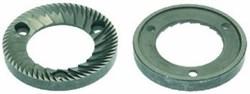Жернова (правые) для MACAP MXA/MXT/MX900 64,5х38х8,5мм (3отв.), шаг 3мм - фото 6349