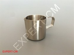 Питчер для молока (молочник) сталь 0.1л - фото 8156