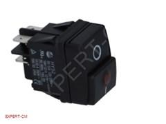 Выключатель RANCILIO/MARZOCCO (черный) 30х22мм 250В 12А