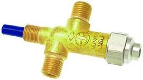 """Газовый клапан М1 1/4"""" BSPM"""