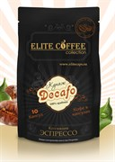Кофе в капсулах Elite Coffee Collection Decafo