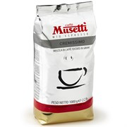 Кофе в зернах Musetti Cremissimo 1 кг