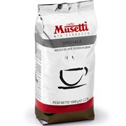 Кофе в зернах Musetti Speciale 1 кг