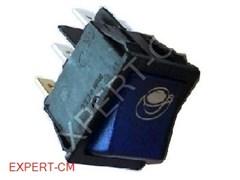 Кнопка включения пролива PROMAC 2х полюс. 30х22мм, 250В 16А