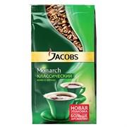 Кофе в зернах Jacobs Monarch Классический 800 гр. вакуумная упак