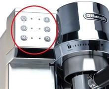 Панель 6 кнопок DELONGHI EC850, EC860.