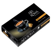 Кофе в капсулах Alta Roma Oro (Оро) формата Nespresso, 10 капсул