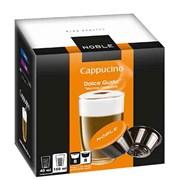 Кофе в капсулах Noble Cappuccino (Капучино) формата Dolce Gusto, 16 капсул
