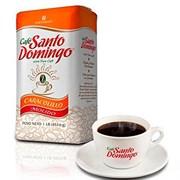 Кофе молотый Santo Domingo Caracolillo (Санто Доминго Караколийо), 453г