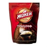 Кофе растворимый Jockey (Жокей) Триумф, 150 г