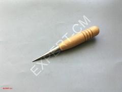 Латте арт пен latte art pen с деревянной ручкой