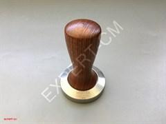 Темпер MOTTA 07900/MO с дер. ручкой (коричневый) Ø58мм