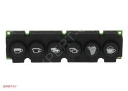 Кнопочная панель управления BEZZERA ELLISSE NEW 6 кнопок