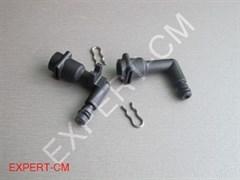 Ремкомплект подключения мультиклапана Bosch TES/Siemens EQ7