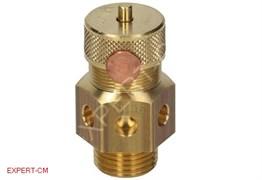 Клапан предохранительный М18х1.5, 1.8 бар